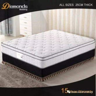 Luxury Soft Mattress with Pillow Top