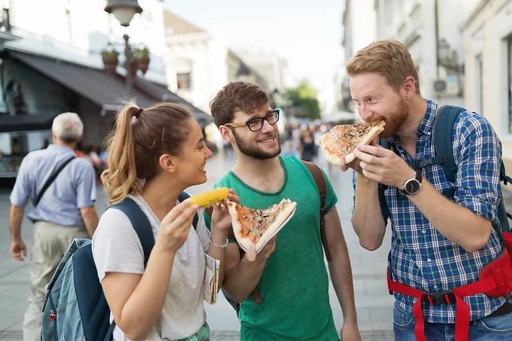 popular types of street food