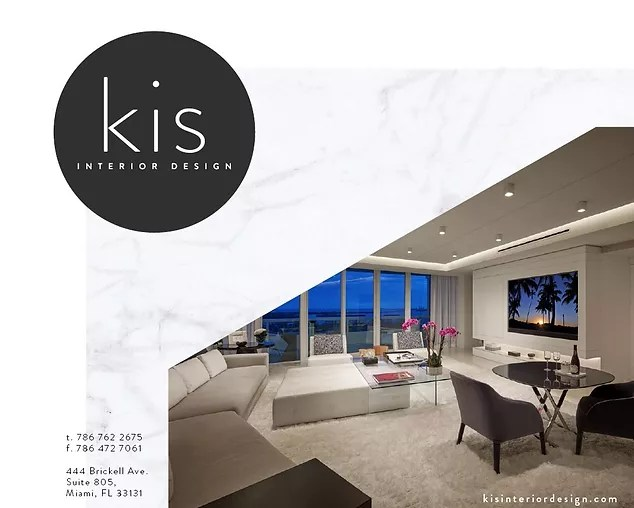 KIS Interior Design Inc PRESS KIT