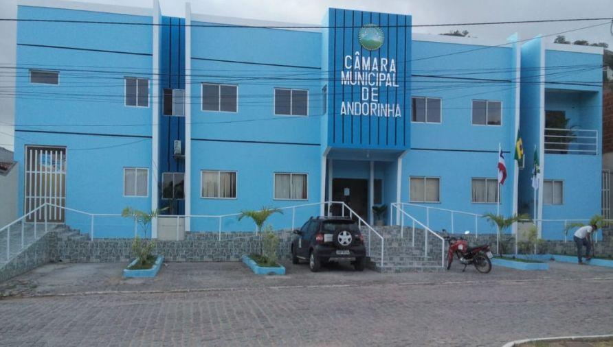 Vereadores de Andorinha aprovaram LDO; Câmara entra em recesso ...