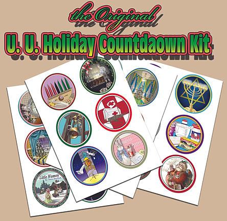 unitarian advent calendar