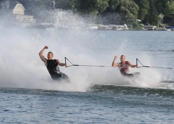 Pewaukee Lake Water Ski Show