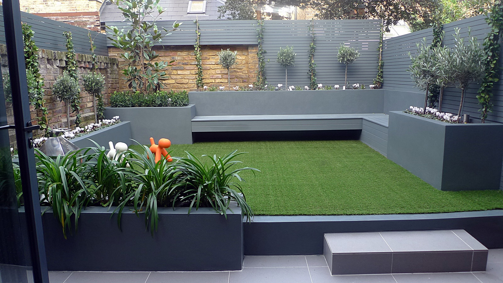Designer Greater London Anewgarden
