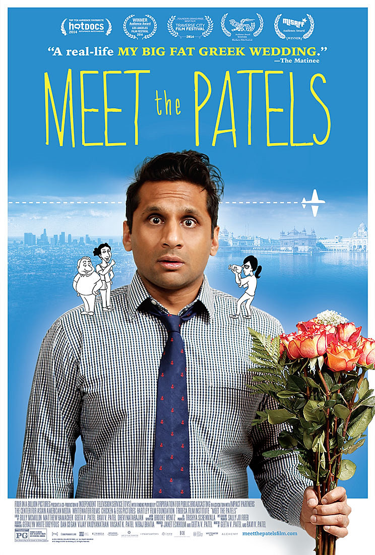 Image result for meet the patels