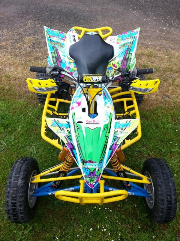 kit deco quad hotrider designs