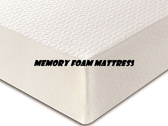 Memory Foam Mattresses 6 8 10 Spring 1000 Pocket Sprung