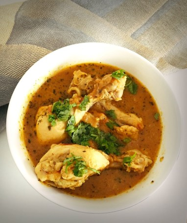Homestyle Chicken Curry