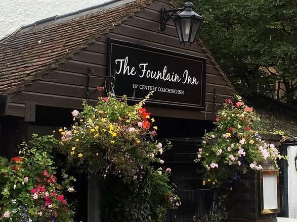Una joya escondida: The Fountain Inn, Gloucester 2