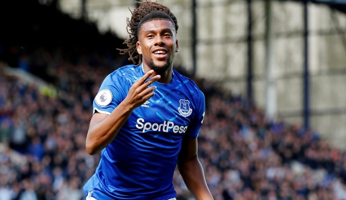 Alex Iwobi: From Highs to Low