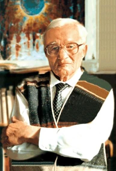 Василий Налимов (1910–1997)