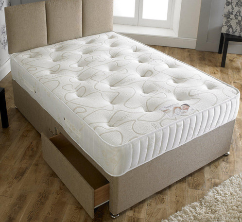 Memory Foam Pocket Sprung Mattress