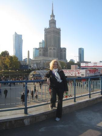 The Palace of Culture and Science in Warsaw