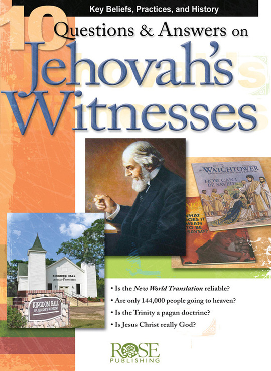 10 Questions And Answers On Jehovah's Witnesses ...
