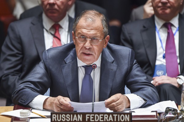 Image result for russia at un