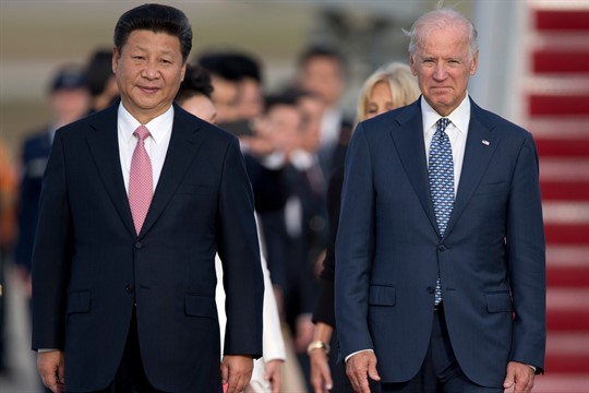 For China, Biden Won't Bring a Total Reset to the Pre-Trump Era