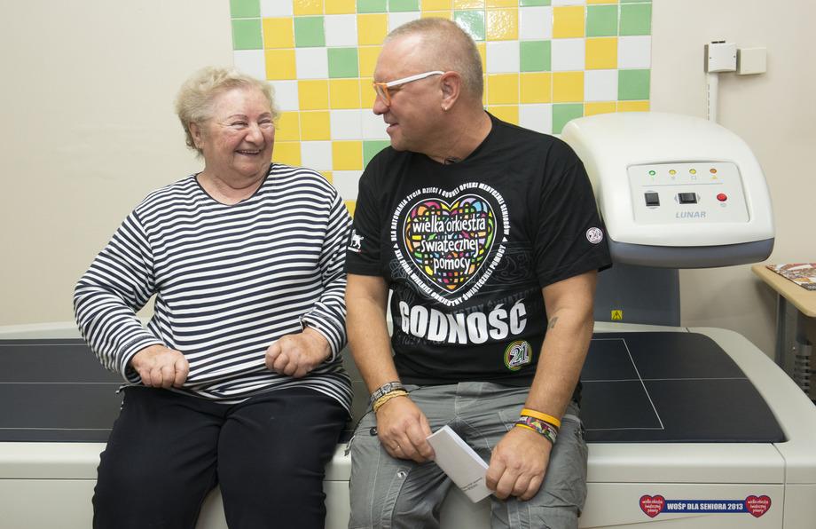 Supporting geriatrics
