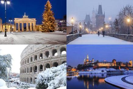 Mystery Holiday - New York, Bali, Iceland, Dubai, Disneyland & More!