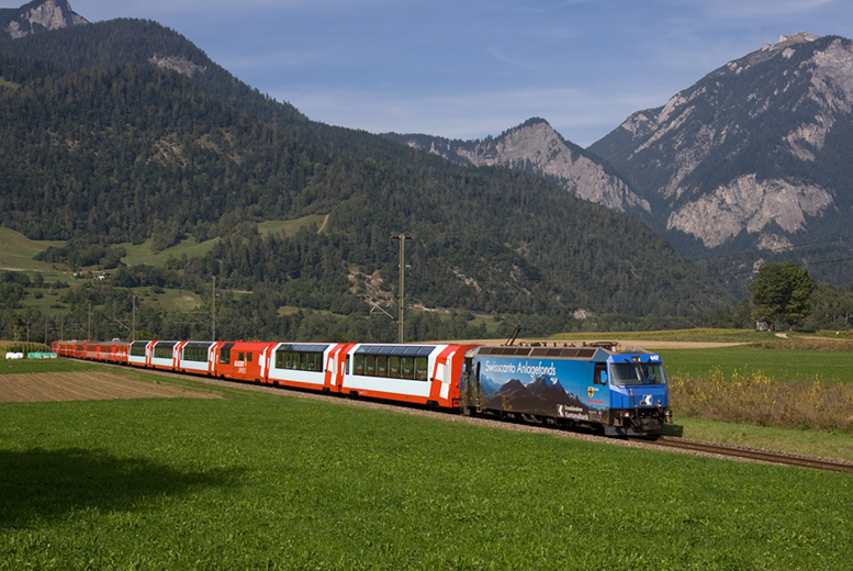 3nt Switzerland Glacier Express Flights Amp Trains