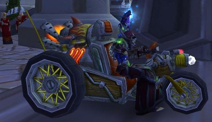 Goblin Turbo-Trike