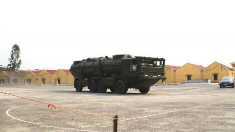 Tổ hợp tên lửa REDUT-M bảo vệ Trường Sa của Việt Nam - Ảnh 3