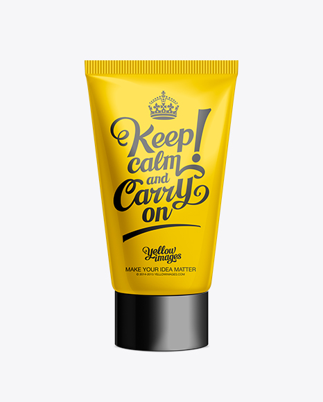 Download Cosmetics Packaging Mockups Yellowimages