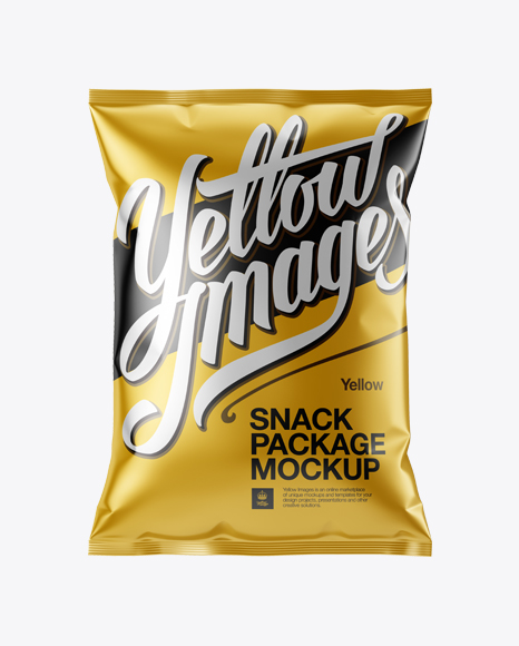Download Free Snack Packaging Mockup Psd 2018 Yellowimages