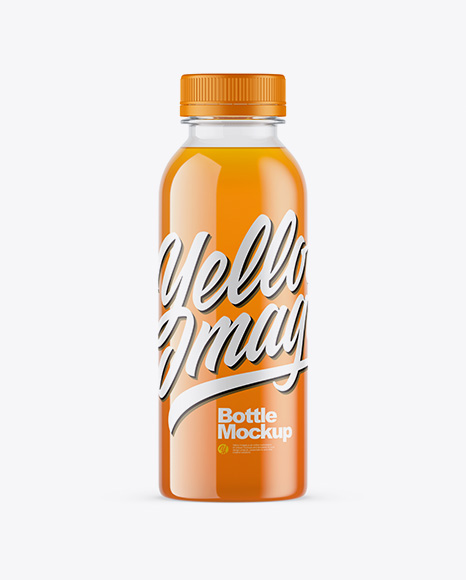 Download Juice Bottle Psd Mockup Yellowimages