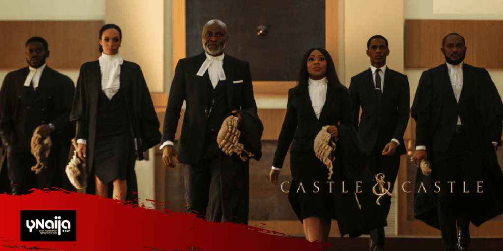 Cstle and Castle is making the big leap from Ebonylife to Netflix
