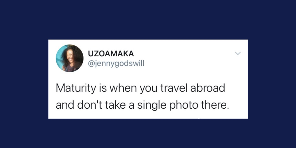 Sleeping in a police station, The issue with Nigerian addresses | Funny tweets we saw from Nigerians today » YNaija