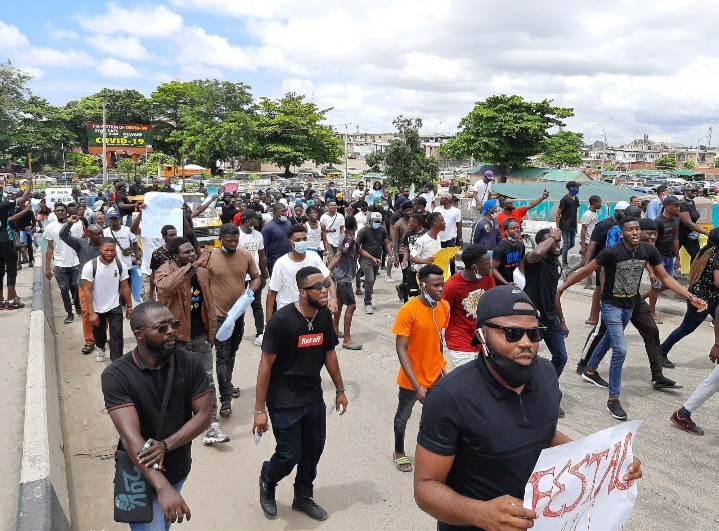 A look at religion's slow response to the #EndSARS protests