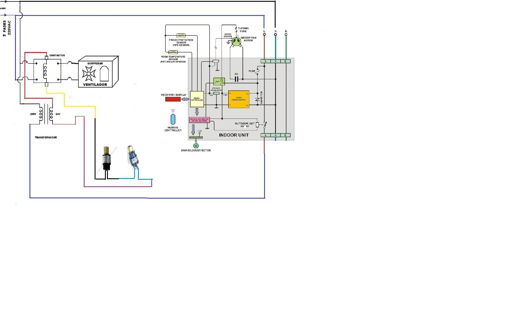 Solucionado Coneccion Dea De Agua Para Aire