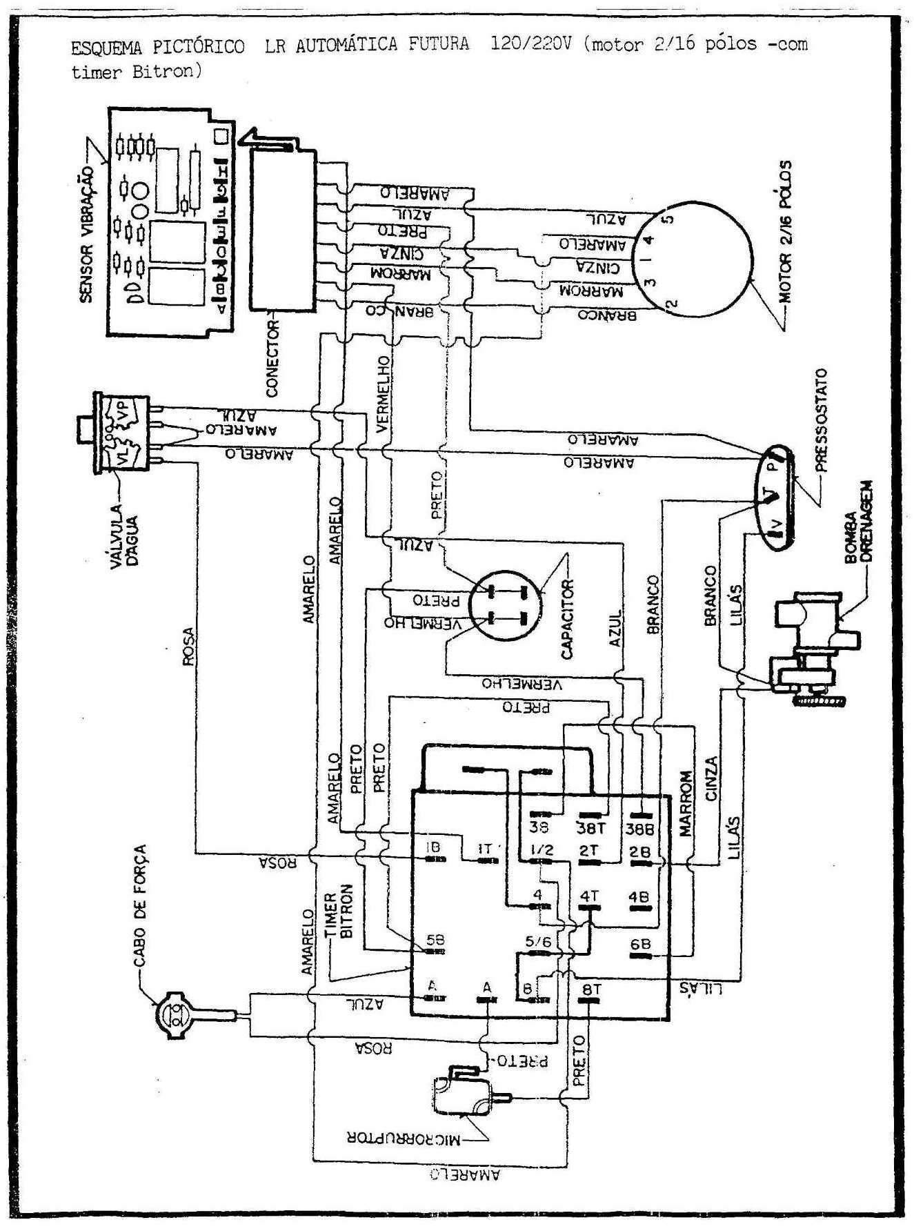 Circuito Electrico Marshall