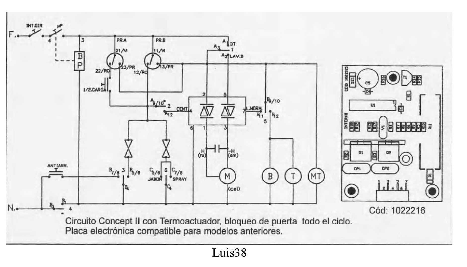 Diagrama De Conexion Ec 01