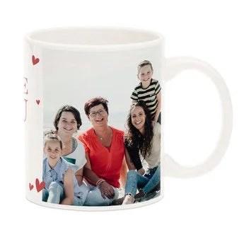 mug et tasse personnalises avec texte