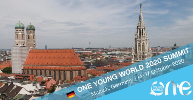 Calling young leaders to join the One Young World Summit 2020 in ...