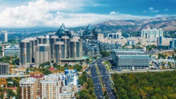 Как в Алматы отметят День города