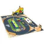 Playset Radiator Springs Carros Disney 20 Pecas Colorido Zattini