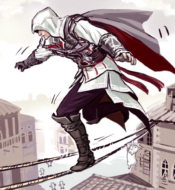 Assassin's Creed II Image #763840 - Zerochan Anime Image Board