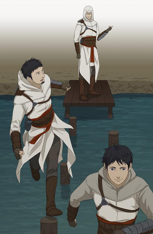 Assassin's Creed Mobile Wallpaper #773406 - Zerochan Anime ...