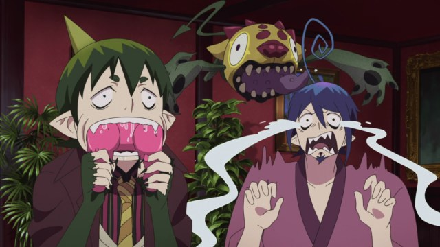 Blue Exorcist anime review