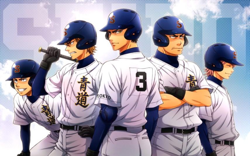 Os melhores Animes de Esporte