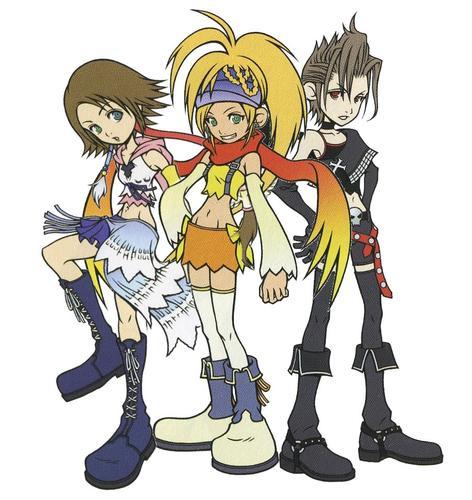 Final Fantasy X Image 11455 Zerochan Anime Image Board