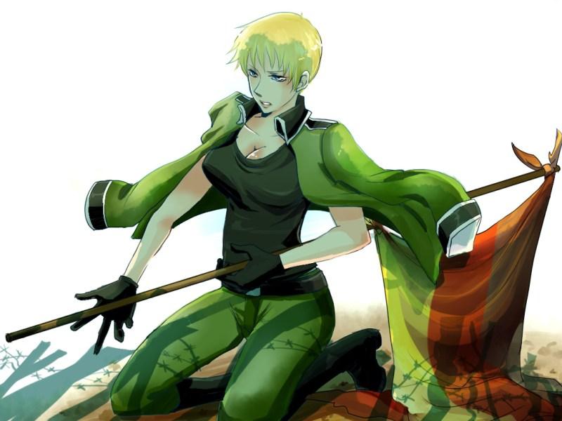 Female Anime Characters X Male Reader Lemon