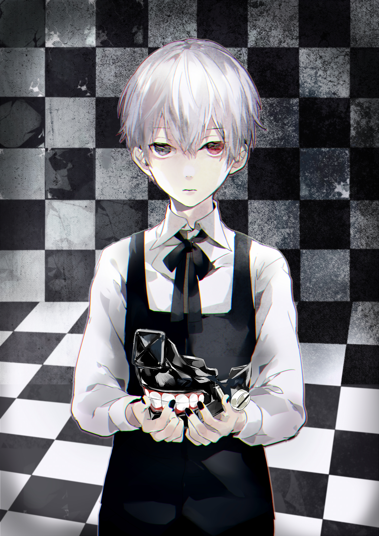 If there is no picture in this collection that you like, also look at other collections of. Kaneki Ken - Tokyo Ghoul - Mobile Wallpaper #1945374 ...