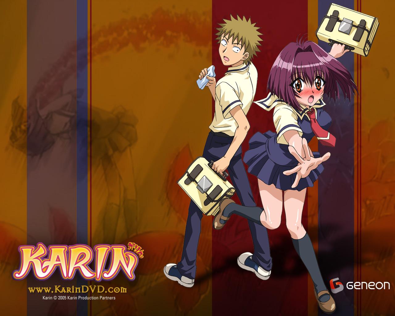 karin (manga) - kagesaki yuna - image #8512 - zerochan anime image