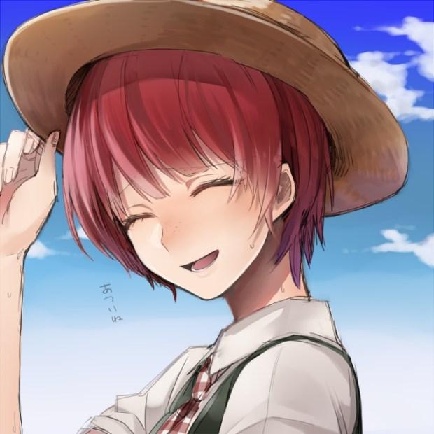 Tags: Anime, Veryberry00, Super Danganronpa 2, Koizumi Mahiru, Fanart