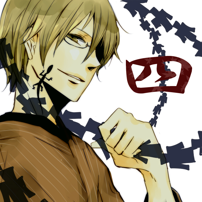Tags: Anime, Pixiv Id 1538063, Natsume Yuujinchou, Natori Shuuichi, Pixiv, Fanart