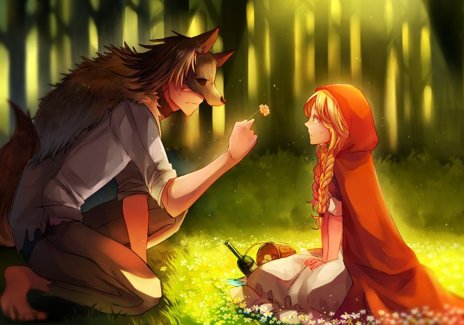 Big bad wolf song little red riding hood the best wolf 2018 when the big bad wolf fell in love with little red riding hood sciox Choice Image