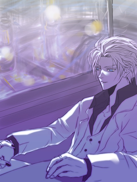 Rufus Shinra Final Fantasy VII Image 952023