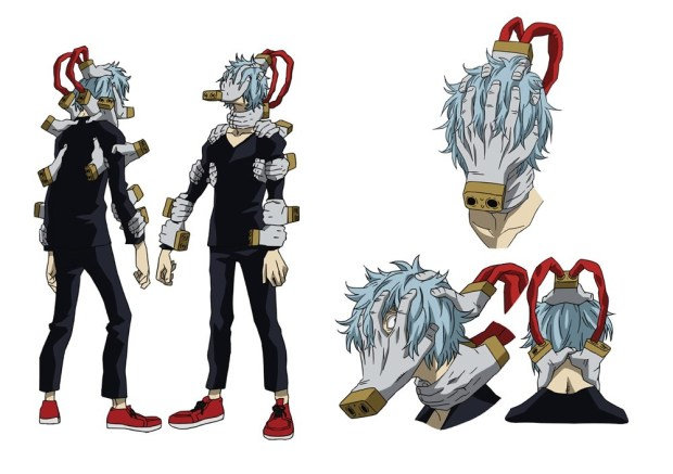 My Hero Academia anime review Shigaraki
